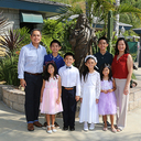 First Communion Ceremony 7-25-2020 photo album thumbnail 1